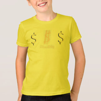 7 year old Millionaire / Cha-Ching design T-Shirt