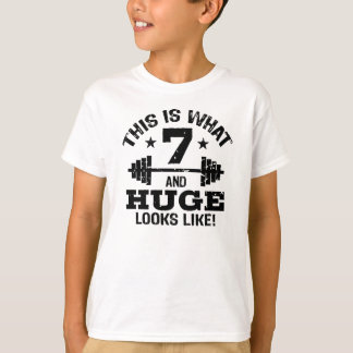 7 Year Old T-Shirt