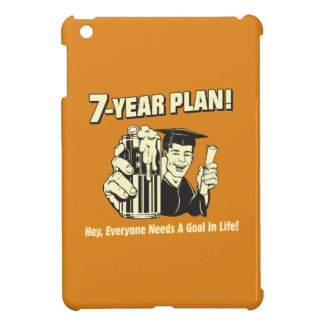 7 Year Plan: Everyone Needs a Goal iPad Mini Cases