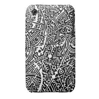 7A Psyart texture iPhone 3 Case-Mate Case