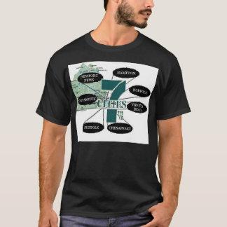 7CITIES2 T-Shirt