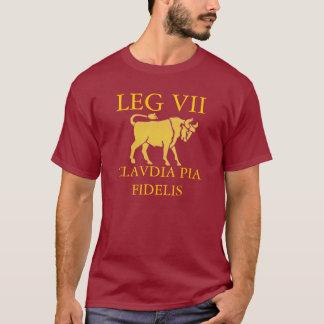 7ma legión romana (Claudia) Playera
