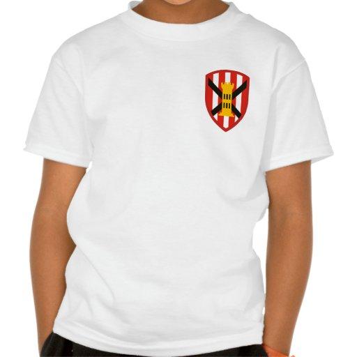 7mo Bde del ingeniero Camiseta