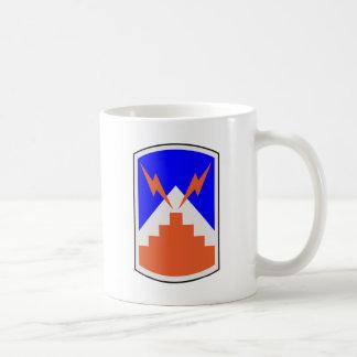 7mo Brigada de la señal Taza De Café