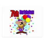 7mo Cumpleaños de Australia del cumpleaños Postales