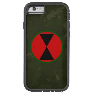 """7mo División de infantería """"división del reloj de Funda Para iPhone 6 Tough Xtreme"""