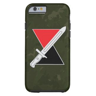 """7mo División de infantería """"división"""" DUI del Funda Para iPhone 6 Tough"""