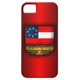 7mo Infantería de Alabama iPhone 5 Fundas