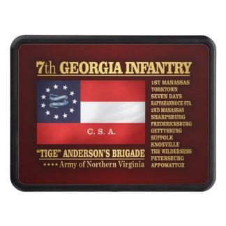 7mo Infantería de Georgia (BA2) Tapa De Remolque