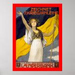 7mo préstamo de la guerra del austriaco (frontera) poster