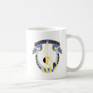 7mo Remiendo del regimiento de caballería Tazas De Café