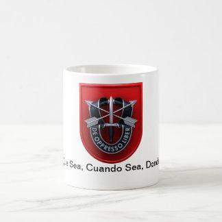 7mo Taza de café de las fuerzas especiales del gru