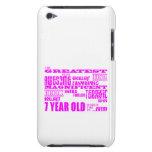 7mos cumpleaños de los chicas: 7 años más grandes  iPod Case-Mate funda