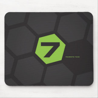 7Summits Green Hive Mouse Pad