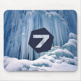 7Summits Iceworld Mouse Pad