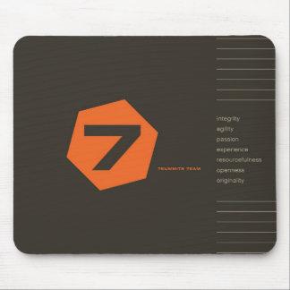 7Summits Values Mousepad