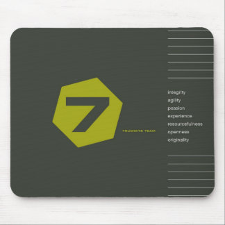 7Summits Values Mouse Pad