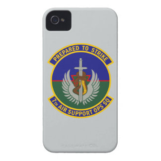 7th Air Support Operations Squadron iPhone 4 Case-Mate Case