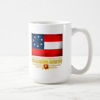 7th Alabama Infantry Coffee Mug