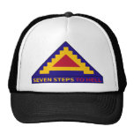 7th Army - Seven Steps To Hell Trucker Hat