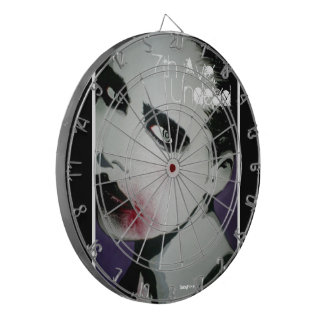 '7th Ave. Undead' (zombie) Dartoard Dart Board