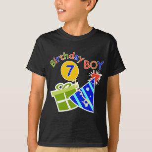 7th Birthday T Shirts