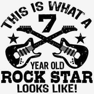 7th Birthday T Shirt