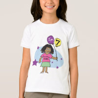 7th Birthday T-shirts