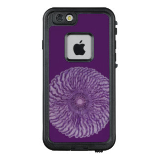 7th-Crown Chakra #1 Purple Artwork LifeProof FRĒ iPhone 6/6s Case