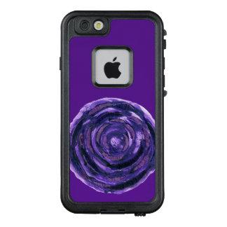 7th-Crown Chakra #2 Purple Artwork LifeProof FRĒ iPhone 6/6s Case