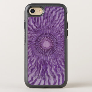 7th-Crown Chakra Clearing Artwork #1 OtterBox Symmetry iPhone 8/7 Case