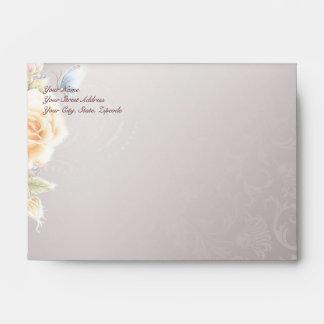 7th Dawn - Vintage Envelope