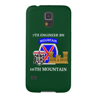 7TH ENGINEER BN 10TH MOUNTAIN SAMSUNG CASE