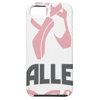 7th February - Ballet Day - Appreciation Day iPhone SE/5/5s Case