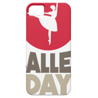 7th February - Ballet Day iPhone SE/5/5s Case