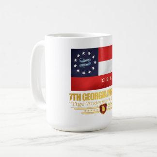 7th Georgia Infantry (2) Coffee Mug