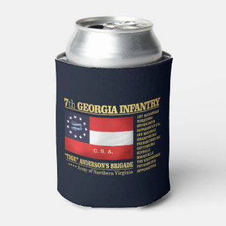 7th Georgia Infantry (BA2) Can Cooler