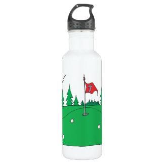 7th Hole Water Bottle