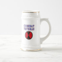 7th iINFANTRY DIVISION Beer Stein
