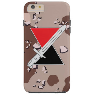 "7th Infantry Division ""Hourglass Division"" DUI Tough iPhone 6 Plus Case"