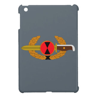 7th Infantry Division - Order of the Bayonet iPad Mini Case