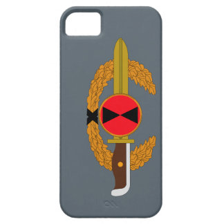 7th Infantry Division - Order of the Bayonet iPhone SE/5/5s Case