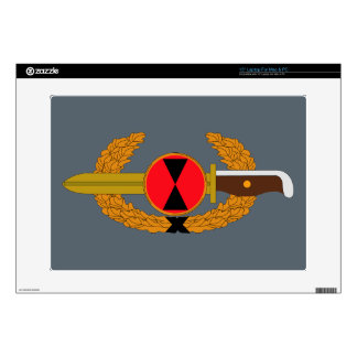 7th Infantry Division - Order of the Bayonet Skins For Laptops