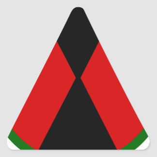 7th Infantry division Shoulder Sleve insignia Triangle Sticker