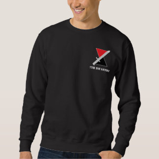 7th Infantry Division Sweatshirt