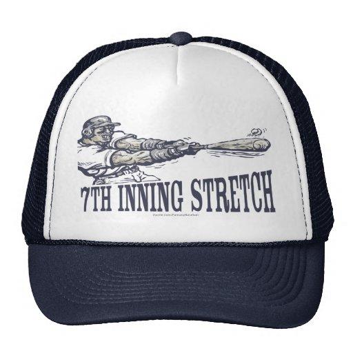 7th Inning Stretch Hat