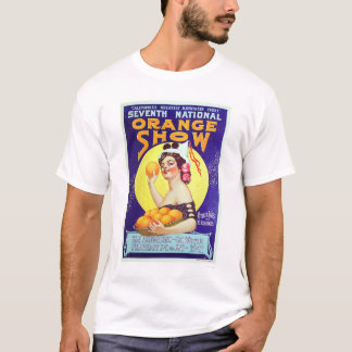 7th National Orange Show 1917 T-Shirt