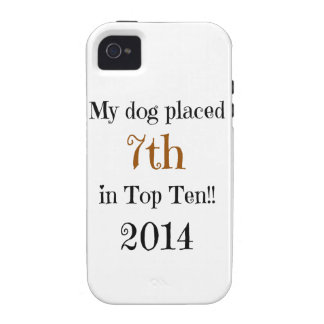 7th Place Top Ten Vibe iPhone 4 Case