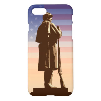 7th Regiment Memorial iPhone 8/7 Case