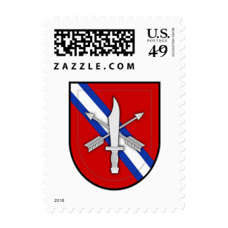 7th SFG-A 13 MTT Stamp
